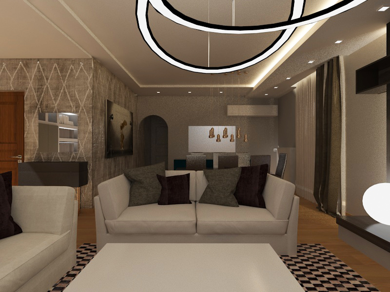 Interior Design in Penteli