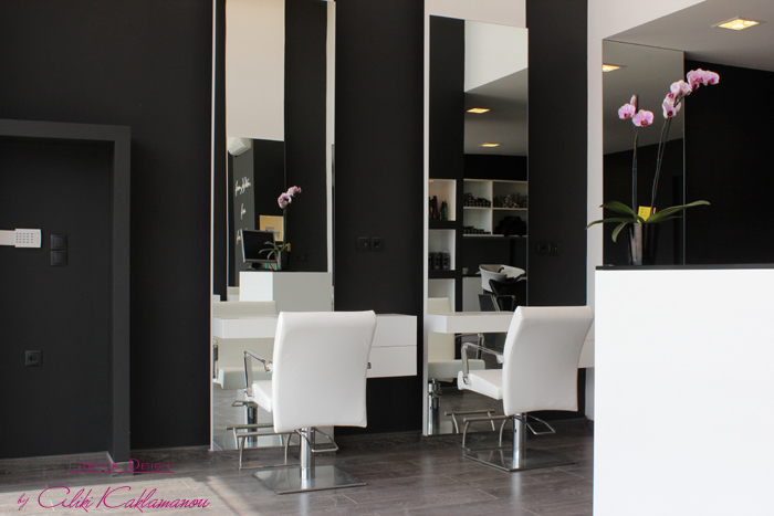 Beauty salon in Lagonisi area
